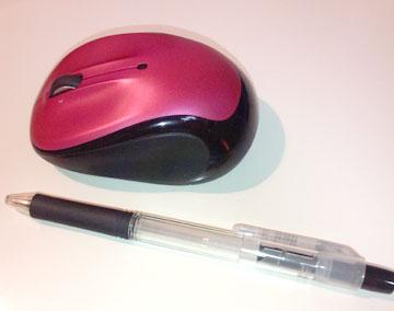 ロジクール マウス M325T dr