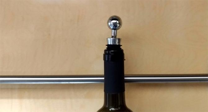 ワイン栓 フタ コルク代用